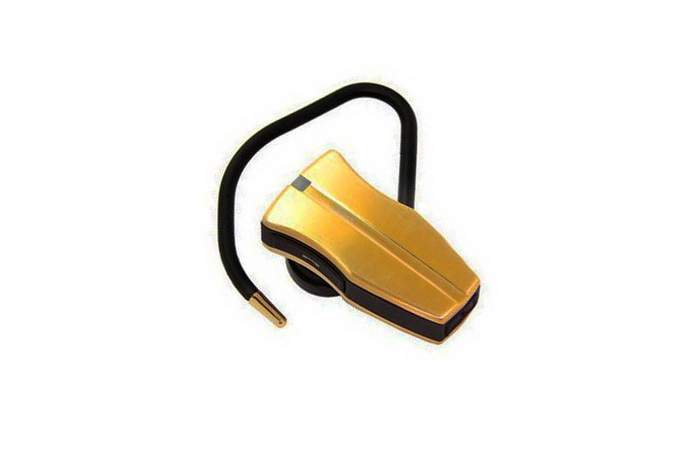 MJ Bluetooth Gold Jabra
