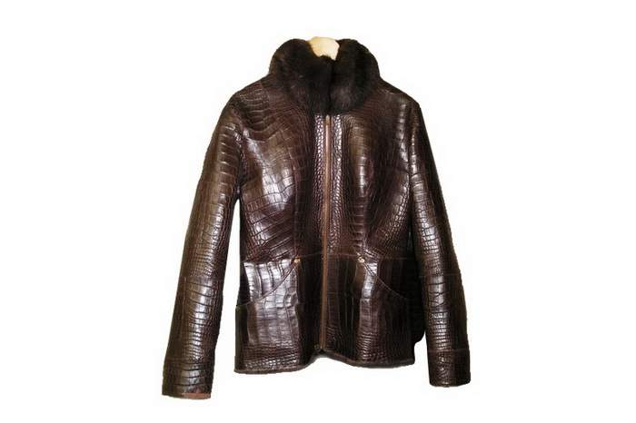 MJ Luxury Clothes - Crocodile Jacket